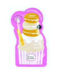 Le mini macaron Le Mini Macaron Hand Mask Vanilla Almond