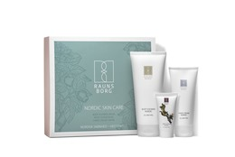 Raunsborg Body Shower, Scrub & Hand Cream Gaveæske