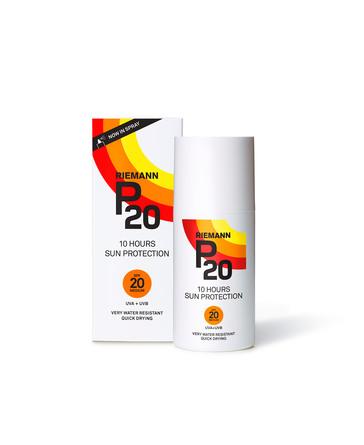 P20 Riemann P20 Solbeskyttelse Spray SPF 20 5 Star 200 ml