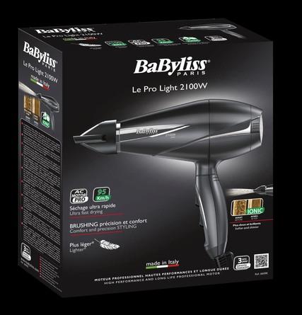 BaByliss Paris Le Pro Light