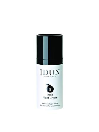 IDUN Minerals Night Cream 50 ml