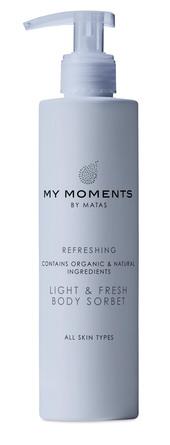 My Moments Light & Fresh Body Sorbet 240 ml
