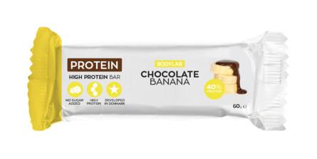 BodyLab High Protein Bar Chocolate Banana 60 g