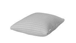Nomess Linear Memory Pillow Square - GREY