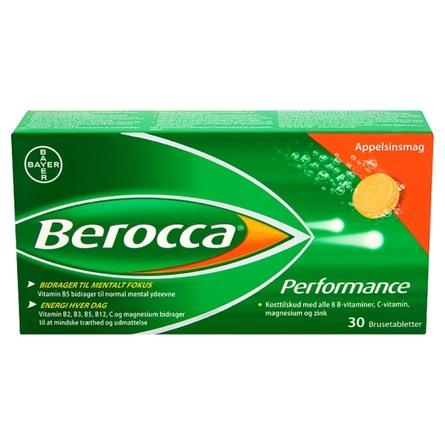 Berocca Performance 30 brusetabl