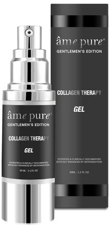 âme pure Gentlemen's Collagen Gel 30 ml