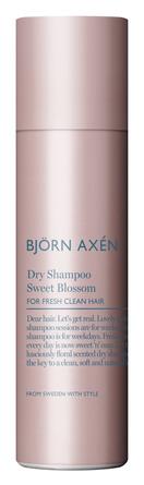 Björn Axén Dry Shampoo Sweet Blossom