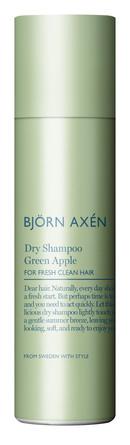 Björn Axén Dry Shampoo Green Apple 150 ml
