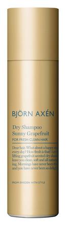 Björn Axén Dry Shampoo Sunny Grapefruit 150 ml