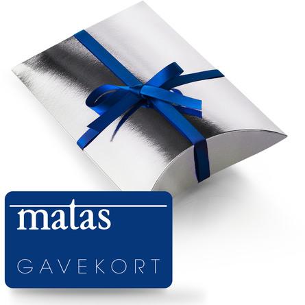 Matas Gavekort til Mand 1000 kroner