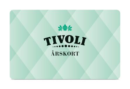 års kort Tivoli Årskort 2018 års kort