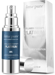 âme pure® GENTLEMEN'S Collagen GEL PLATINUM 30ml