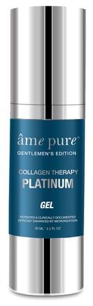 âme pure Gentlemen's Collagen Gel Platinum 30 ml