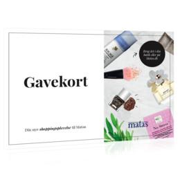 Matas Digitalt Gavekort 1000 kroner