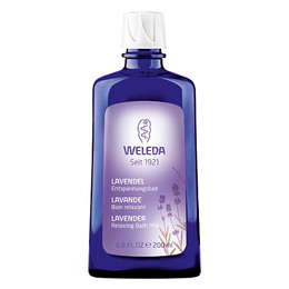 Relaxing Bath Lavender Weleda 200 ml