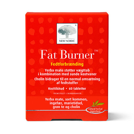 New Nordic Fat Burner™ 60 tabl. 60 tabletter