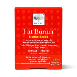 New Nordic Fat Burner™ - kosttilskud 60 tabletter