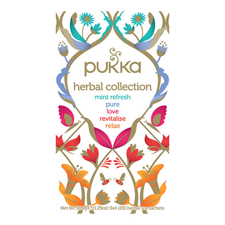Herbal collection te Ø sampak Mint refresh, Pure