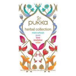 Pukka Herbal Collection - sampak - øko 20 breve