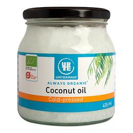 Urtekram Kokosolie koldpresset Økologisk 425 ml