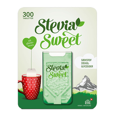 Stevia Sweet Hermesetas 300 tab