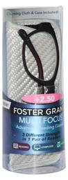Prestige Zera Multifocus læsebriller +2,5