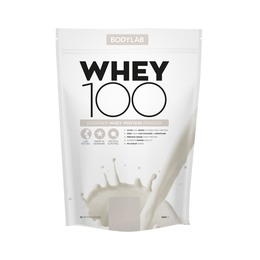 BodyLab Whey 100 Strawberry & White chocolate