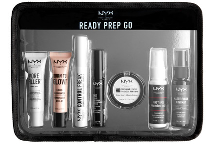 NYX PROFESSIONAL MAKEUP Best Of Travel Pro, Primer & Finish