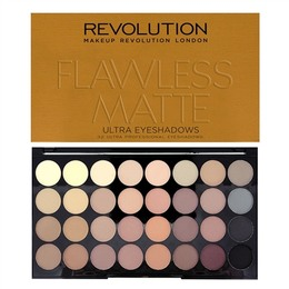 Makeup Revolution Ultra 32 Eyeshadow Flawless Mat