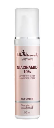 Pudderdåserne.dk Niacinamid 10% Serum 50 ml
