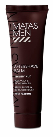 Matas Striber Men Aftershave Balm Sensitiv Rejsestørrelse 50 ml