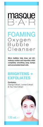 MasqueBar Foaming Bubble Cleanser 120ml