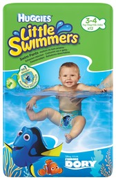 Huggies Little Swimmers str. 7-15 kg