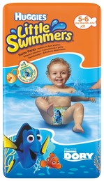 Huggies Little Swimmers str. 12-18 kg