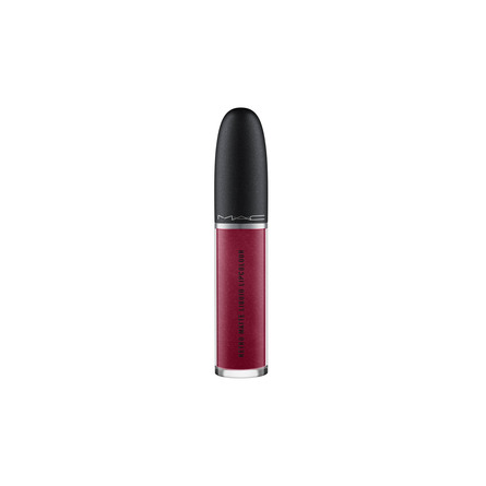 MAC Retro Matte Liquid Lipcolour Crowned