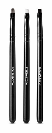 M.COSMETICS Basic Precision Brushes
