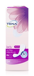 Tena Lady Ultra Mini Plus 24 stk. 24 stk.