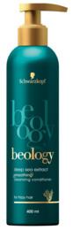 Schwarzkopf Beology Cleansing Anti Frizz Conditioner 400 ml
