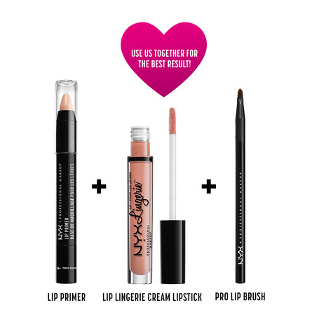 NYX PROFESSIONAL MAKEUP Lip Lingerie Liquid Lipstick Cheekies