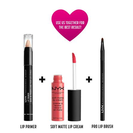 NYX PROF. MAKEUP Soft Matte Lip Cream - Antwerp