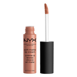 NYX PROF. MAKEUP Soft Matte Lip Cream- Abu Dhabi