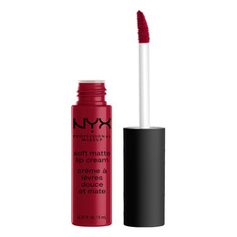 NYX PROFESSIONAL MAKEUP NYX PROF. MAKEUP Soft Matte Lip Cream- Monte Carlo monte carlo
