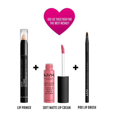 NYX PROFESSIONAL MAKEUP Soft Matte Lip Cream Milan