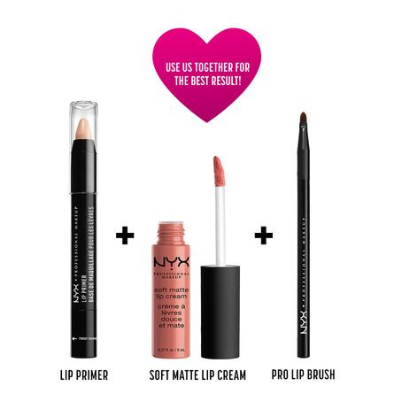 NYX PROFESSIONAL MAKEUP Soft Matte Lip Cream Zurich