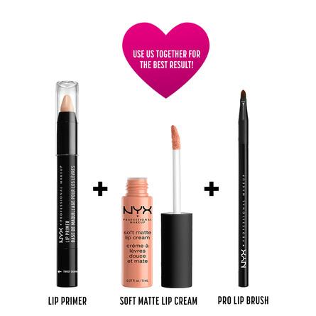 NYX PROFESSIONAL MAKEUP Soft Matte Lip Cream Athens