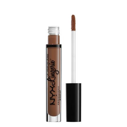 NYX PROF. MAKEUP Lip Lingerie Lqd Lipstk- Beauty M
