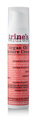Trine's Wardrobe Argan Oil Texture Cream 100 ml