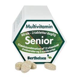 Berthelsen Senior  60 tabl.