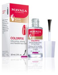 Mavala Colorfix Glansfuld Overlak