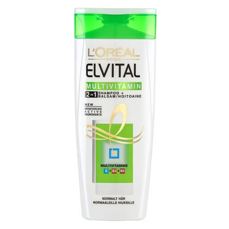 L'Oréal Paris Elvital Shampoo Vitamax 2in1 250 ml